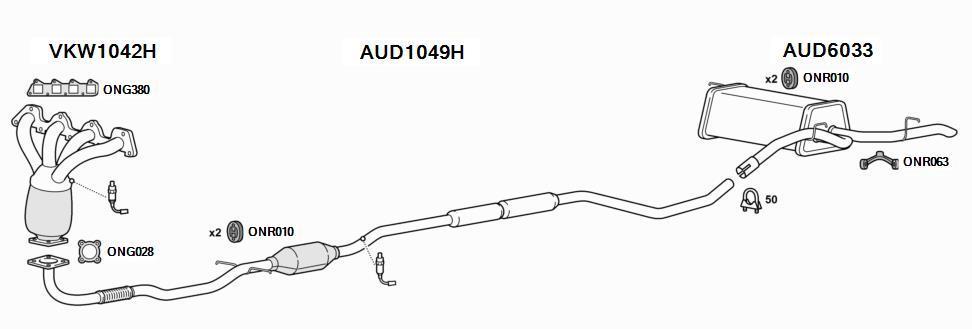 EBC Bremsbeläge FA181TT Vorderachse passt in HUSQVARNA CR 250 05-07